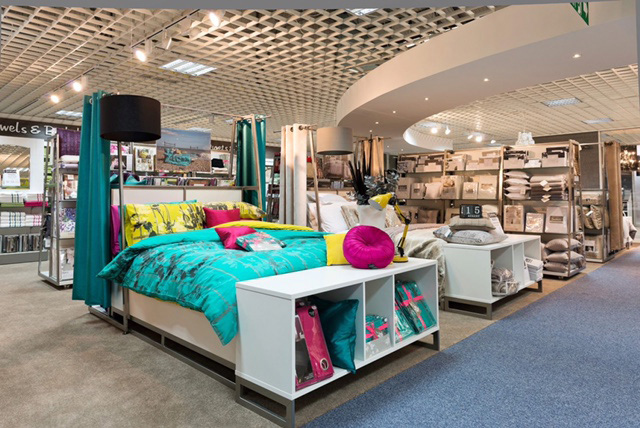 Sterling Furniture Home Store Glasgow Pride Commercial Interiors Cumbernauld Glasgow