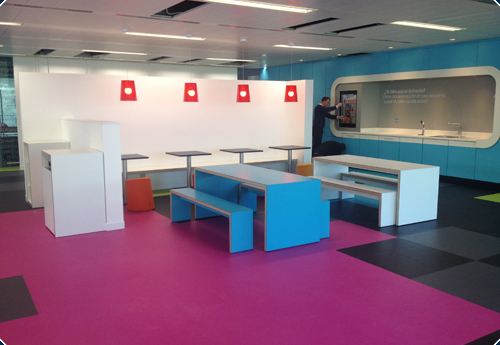 skyscanner commercial Office interiors Design & Fit